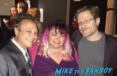 ADventures in Babysitting reunion Keith Coogan Anthony rapp now 2015 4