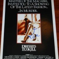 Michael Caine signed autograph The Italian Job poster 3