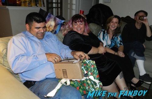 Mike The Fanboy holiday party 2015 41
