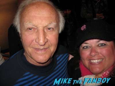 Robert Loggia fan photo selfie 1