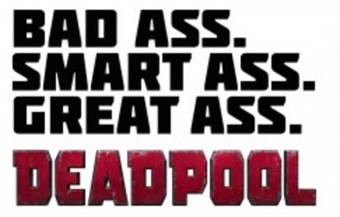 Deadpool poster one sheet ryan reynolds rare promo
