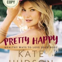 Kate Hudson signed autograph pretty happy book