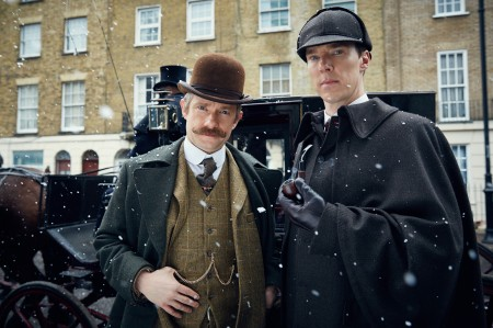 Sherlock SpecialPHOTO EMBARGOED FOR USE UNTIL 1500 BST  3PM British Summer Time ON 241015 24th October 2015SherlockXS51MB
