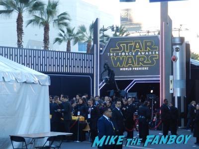 Star Wars The Force Awakens Los Angeles Premiere 1