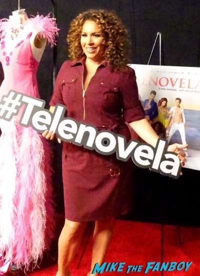 Telenovela press junket interview eva longoria 2Telenovela press junket interview eva longoria 2