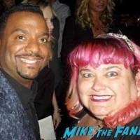 The Fresh Prince of Bel Air cast now aryn Parsons, Alfonso Ribeiro, and Tatyana Ali2