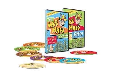 Time Life giveaway contest hee haw don rickles carol burnett 1