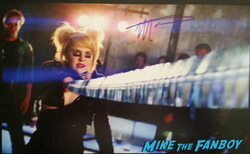 Mae whitman signed autograph photo