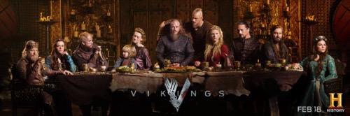 vikings season 4 key art new poster