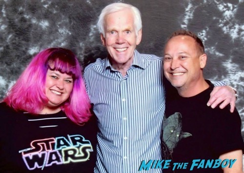 jeremy bulloch mark hammil carrie fisher photo convention