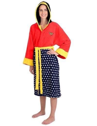 wonder woman robe1