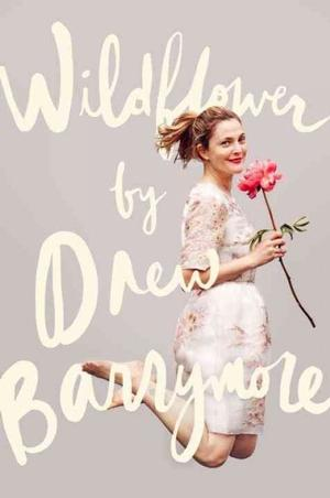 drew barrymore signed wildflower book