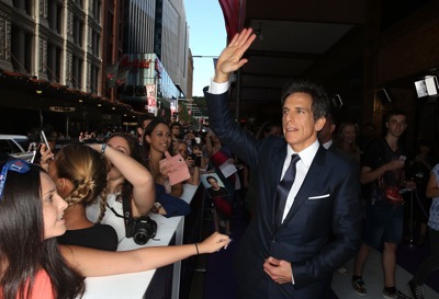 SYDNEY, AUSTRALIA - JANUARY 26:  Ben Stiller attends the Sydney Fan Screening Event of the Paramount Pictures film 'Zoolander No. 2' at the State Theatre on January 26, 2016 in Sydney, Australia.  (Photo by Brendon Thorne/Getty Images for Paramount Pictures) *** Local Caption *** Ben Stiller