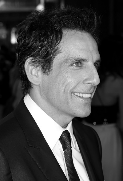 SYDNEY, AUSTRALIA - JANUARY 26:  (EDITORS NOTE: Image has been converted to black and white.) Ben Stiller attends the Sydney Fan Screening Event of the Paramount Pictures film 'Zoolander No. 2' at the State Theatre on January 26, 2016 in Sydney, Australia.  (Photo by Brendon Thorne/Getty Images for Paramount Pictures) *** Local Caption *** Ben Stiller