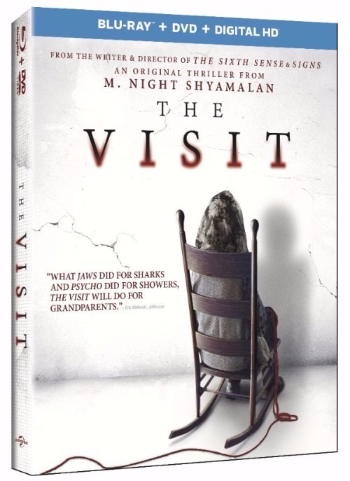 the visit M. Night Shyamalan's The Visit