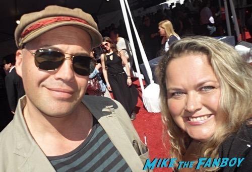 Billy Zane Fan photo selfie