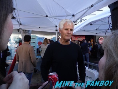 chris carter fan photo David Duchovny walk of fame star ceremony 3 2