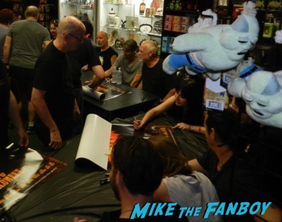Drew Struzan signing autographs tales from Halloween 1