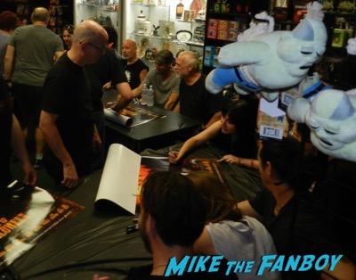 Drew Struzan signing autographs tales from Halloween 1