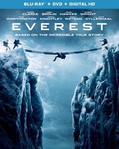 Everest Blu-ray Box Art