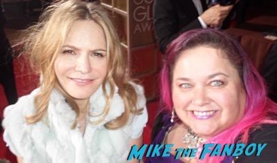 Jennifer Jason Leigh fan photo rare 2