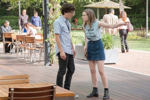 LOVE first look judd apatow netflix series