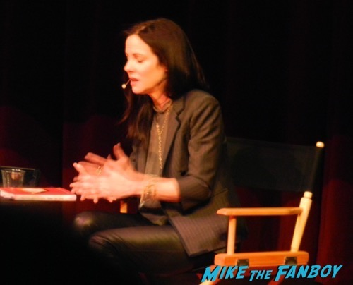 Mary Louise Parker Dear Mr you book signing autograph 1