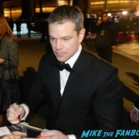 Palm Springs Film Festival Gala 2016 signing autographs 32