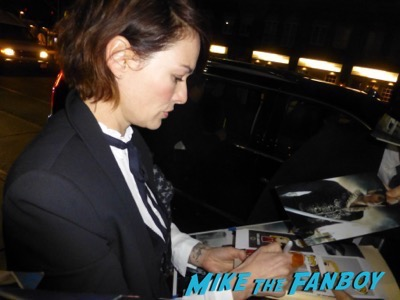 Pride Prejudice and Zombies Premiere signing autographs12