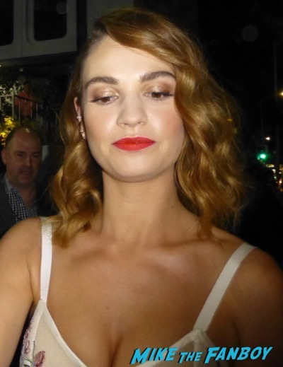 Pride Prejudice and Zombies Premiere signing autographs5
