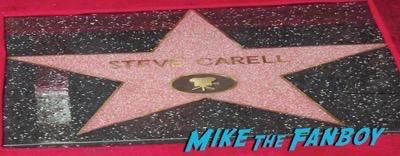 Steve Carell Walk of Fame star ceremony 2