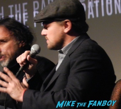 The Revenant Q and A leonardo Dicaprio fail 6