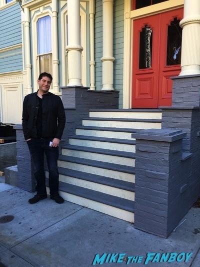 Warner Bros lot fuller house exterior