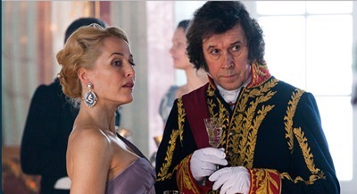gillian anderson war and peace1