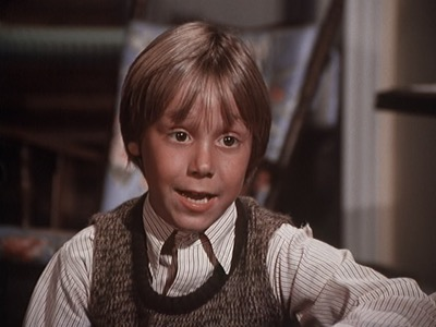 Keith Coogan in The Waltons