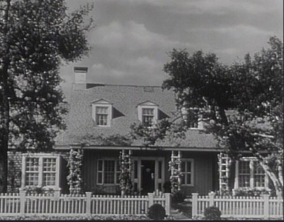 Warner Bros Ranch Blondie house anderson house father knows best