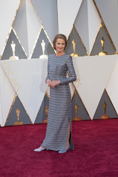 THE OSCARS(r) - ARRIVALS - The 88th Oscars, held on Sunday, February 28, at the Dolby Theatre(r) at Hollywood & Highland Center(r) in Hollywood, are televised live by the ABC Television Network at 7 p.m. EST/4 p.m. PST.  (ABC/Rick Rowell) CHARLOTTE RAMPLING