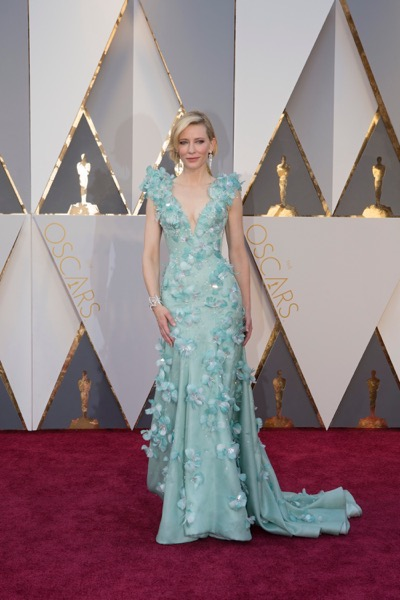 THE OSCARS(r) - ARRIVALS - The 88th Oscars, held on Sunday, February 28, at the Dolby Theatre(r) at Hollywood & Highland Center(r) in Hollywood, are televised live by the ABC Television Network at 7 p.m. EST/4 p.m. PST.  (ABC/Rick Rowell) CATE BLANCHETT