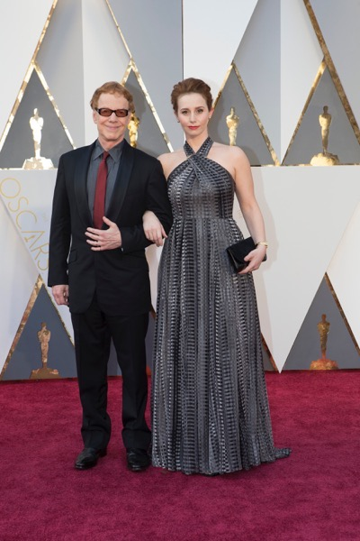THE OSCARS(r) - ARRIVALS - The 88th Oscars, held on Sunday, February 28, at the Dolby Theatre(r) at Hollywood & Highland Center(r) in Hollywood, are televised live by the ABC Television Network at 7 p.m. EST/4 p.m. PST.  (ABC/Rick Rowell) DANNY ELFMAN