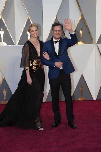 THE OSCARS(r) - ARRIVALS - The 88th Oscars, held on Sunday, February 28, at the Dolby Theatre(r) at Hollywood & Highland Center(r) in Hollywood, are televised live by the ABC Television Network at 7 p.m. EST/4 p.m. PST.  (ABC/Rick Rowell) MARK RUFFALO