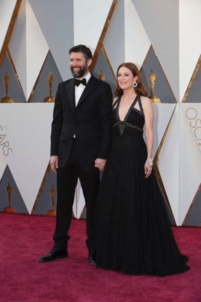 THE OSCARS(r) - ARRIVALS - The 88th Oscars, held on Sunday, February 28, at the Dolby Theatre(r) at Hollywood & Highland Center(r) in Hollywood, are televised live by the ABC Television Network at 7 p.m. EST/4 p.m. PST.  (ABC/Rick Rowell) JULIANNE MOORE