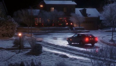 Warner Bros Ranch Bel Aire House christmas vacation