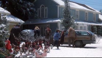 Warner Bros Ranch Lindsey House Todd