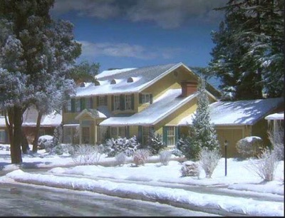 Warner Bros Ranch griswold house Christmas Vacation
