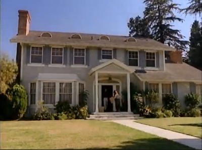 Warner Bros Ranch griswold house 90210