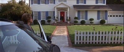 Warner Bros Ranch griswold house american beauty