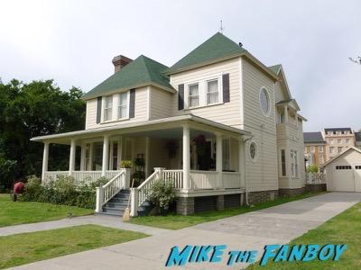 Warner Bros Ranch alan house