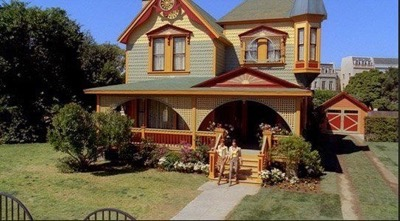 Warner Bros Ranch alan house pushing daisies