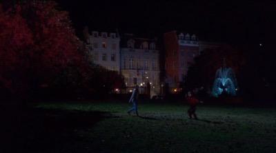Warner Bros Ranch hocus pocus filming