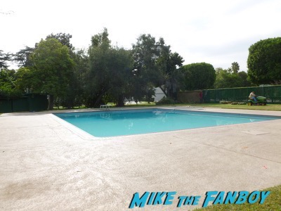 Warner Bros Ranch pool
